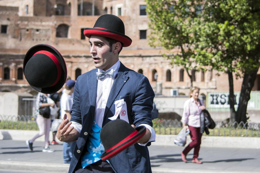 PE' STRADA - Buskers Festival for EMERGENCY 2017 - Fori Imperiali - Roma