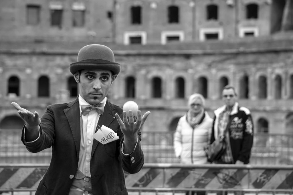 PE' STRADA - Buskers Festival for EMERGENCY 2016 - Fori Imperiali - Roma