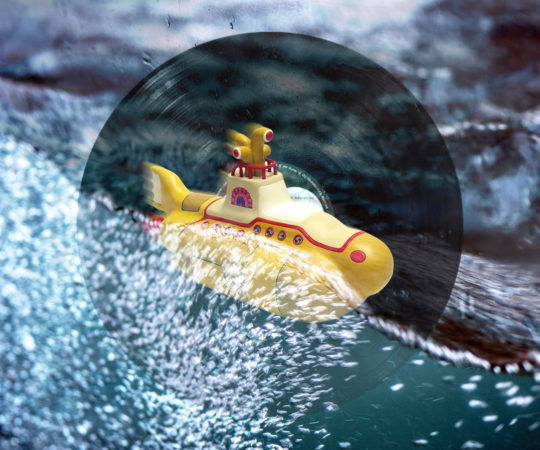 Oltre le Visioni - The Beatles - Sotto – Yellow Submarine