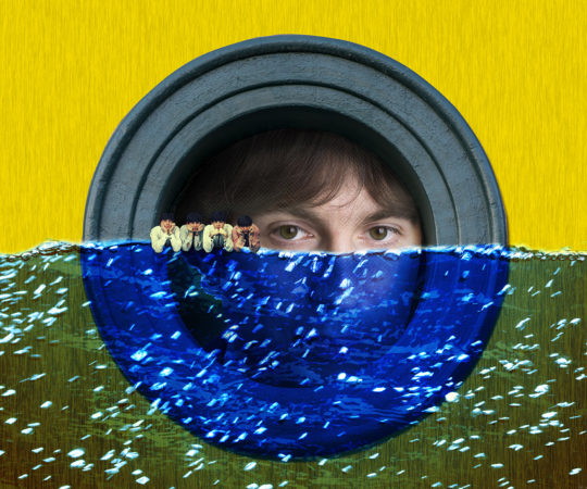 Oltre le Visioni - The Beatles - Sopra – Yellow Submarine