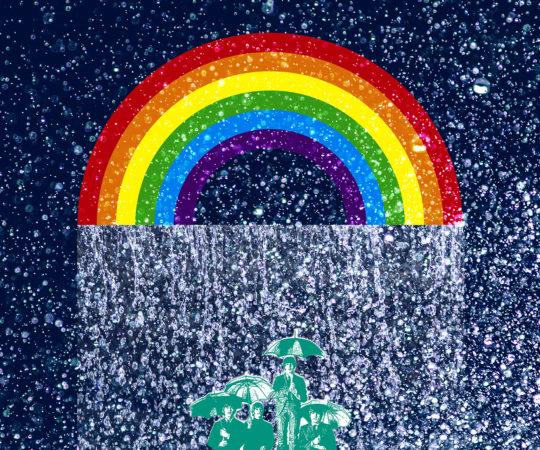 Oltre le Visioni - The Beatles - Solo Acqua – Rain